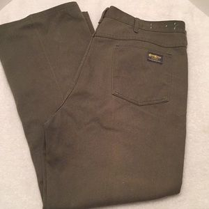 Other - Vintage made in USA Osh Kosh Jeans Green
